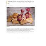 WASGAU bietet Brote jetzt auch als Regalware an