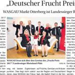 Deutscher Fruchtpreis 2017