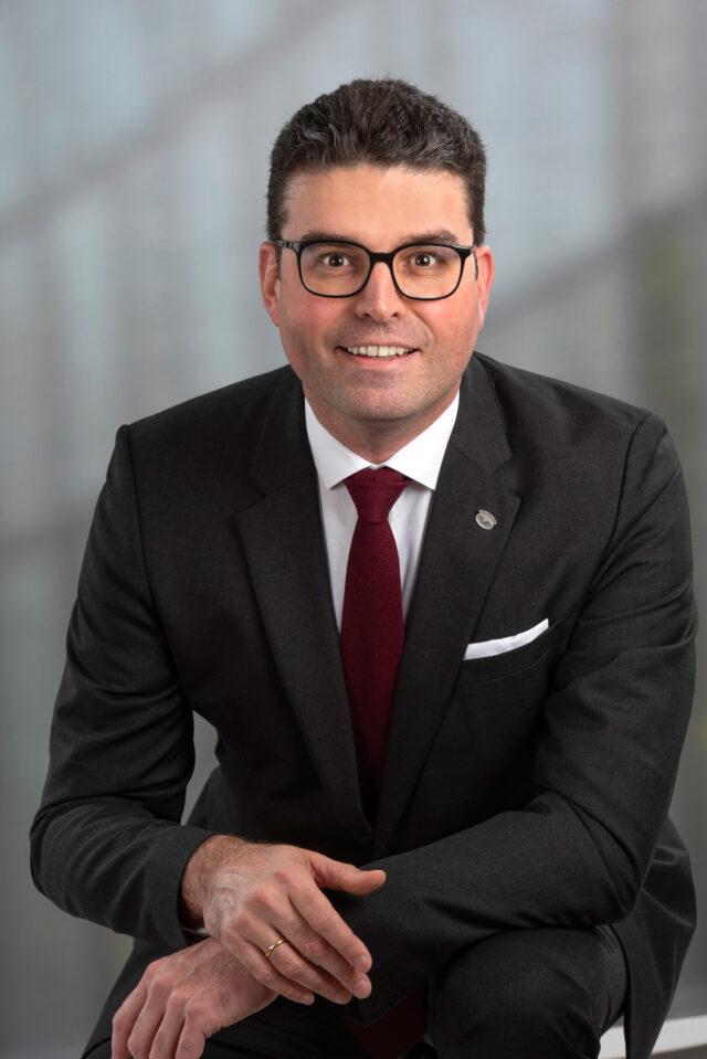 Ambroise Forssman-Trevedy, Vorstandssprecher