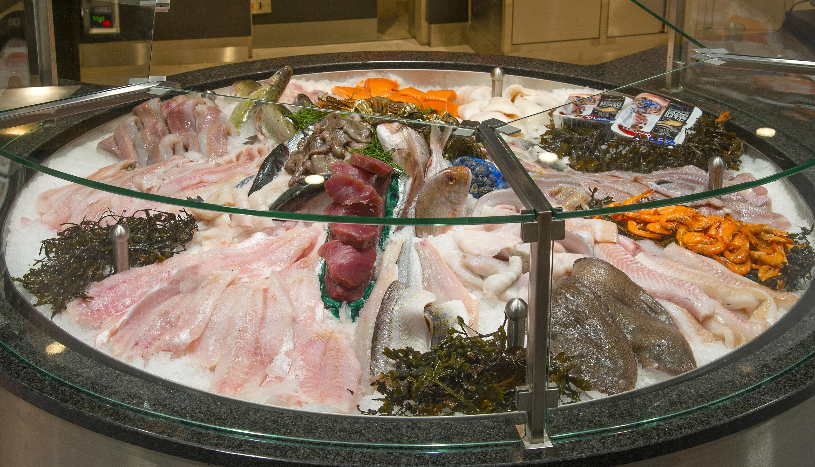 Fischtheke – Spezialitäten vielfältig und gesund