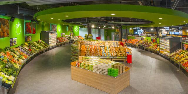 200 verschiedene Produkte – darunter 40 Bio-Produkte, Tropenfrüchte, regionale Erzeuger, WASGAU Naturgarten, WASGAU Natur Bio