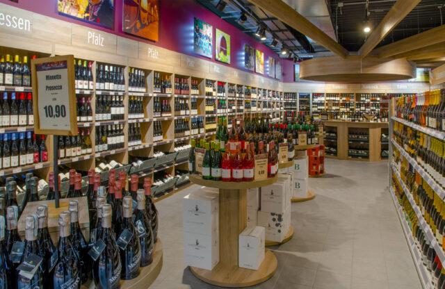 Über 200 Weine, 100 Sekte und 100 Spirituosen – auch ONLINE: WASGAU Weinshop WASGAU Weinshop