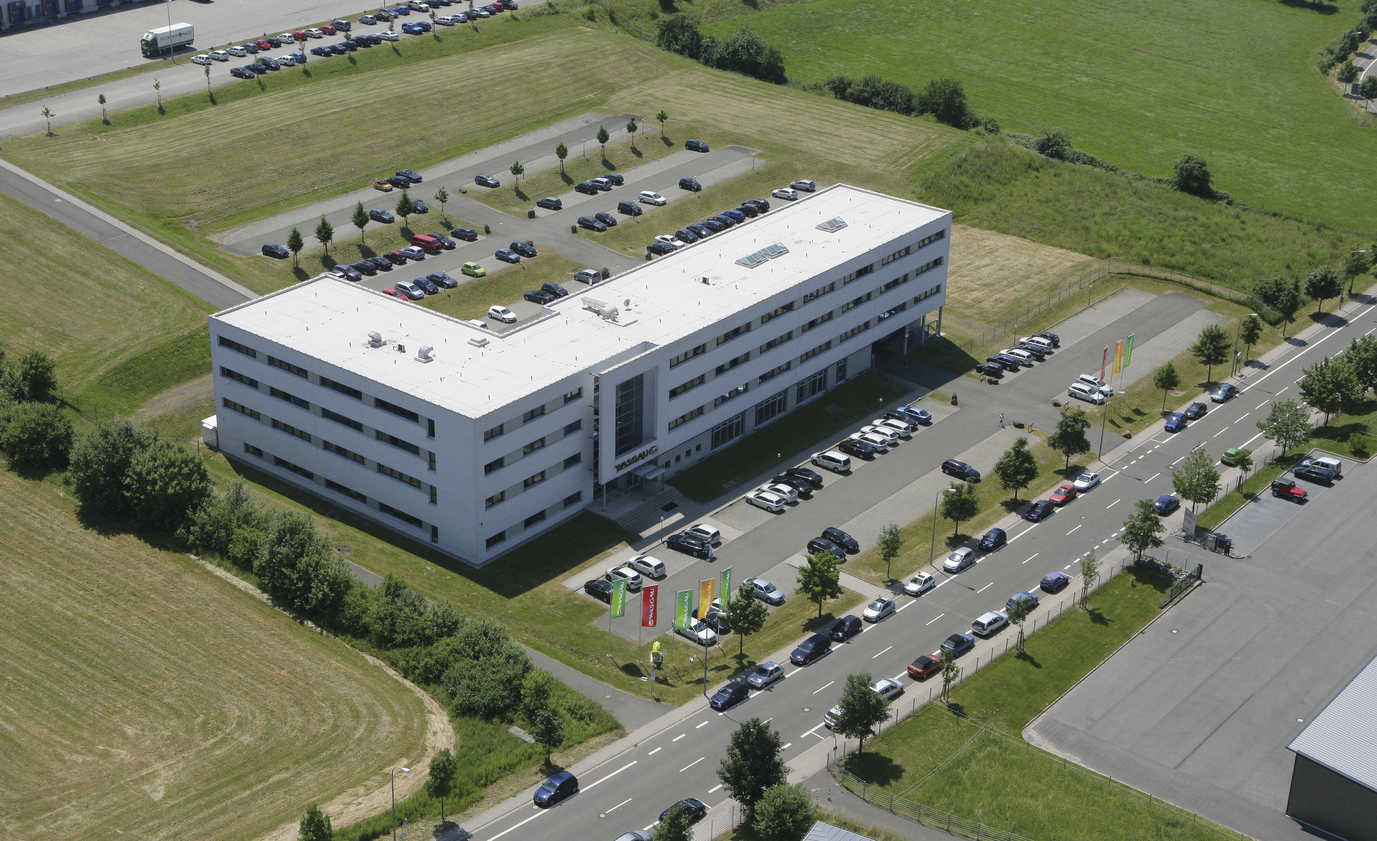 Zentrale der WASGAU Produktions & Handels AG, Pirmasens