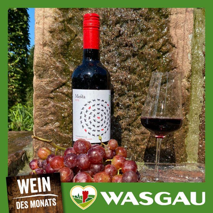 WASGAU Wein des Monats Oktober 2021