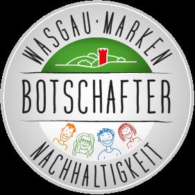 wasgau-botschafter-logo