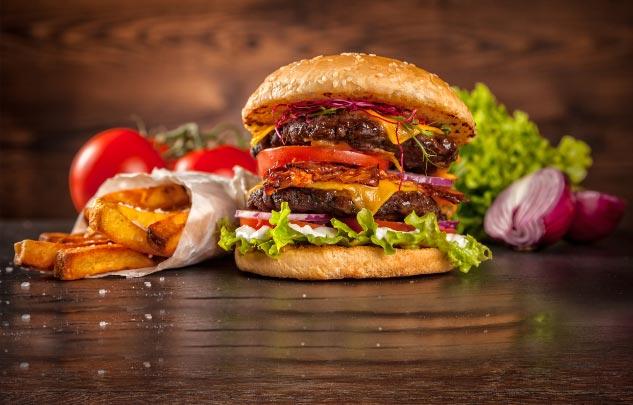 Rinderburger - Rezept Bild