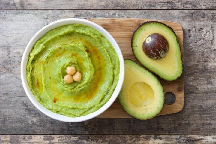 Avocadocreme - Rezept Bild