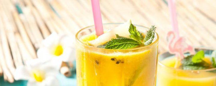 Tropical Cooler - Rezept Bild